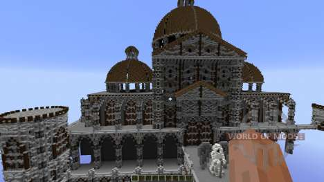 The Palace of Doria для Minecraft