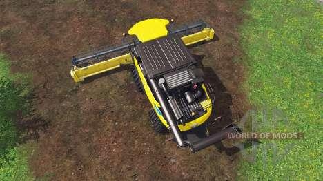 New Holland CR9.90 [terra wheels] для Farming Simulator 2015