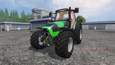 Deutz-Fahr Agrotron 430 TTV для Farming Simulator 2015