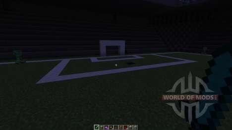 Football stadium new для Minecraft