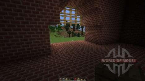 Awesome castle для Minecraft