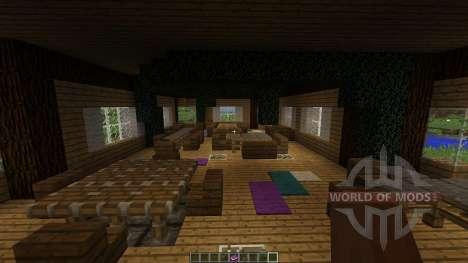 Medieval Nowhere для Minecraft