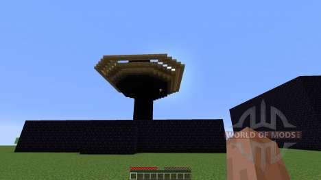 Lucky Block Parkour and Pvp для Minecraft