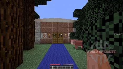 Survival Wars 1: Diamond Rush для Minecraft
