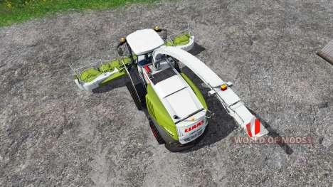 CLAAS Jaguar 980 [washable] для Farming Simulator 2015