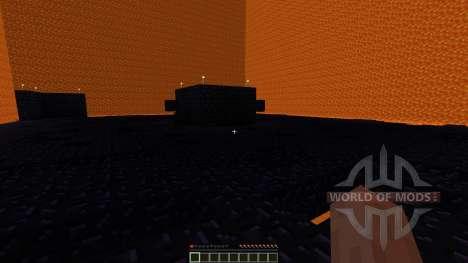 Lava Layer Pvp для Minecraft