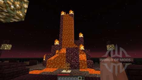 Nether Park для Minecraft