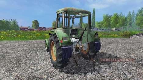 Ursus C-4011 для Farming Simulator 2015
