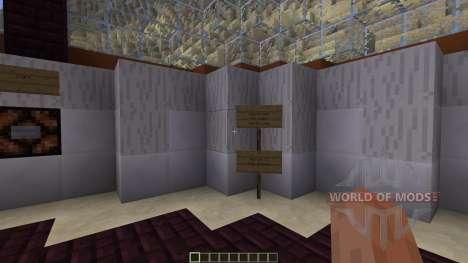Dome defense для Minecraft
