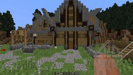 Medieval Smith для Minecraft
