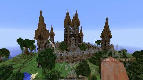 Nargouth для Minecraft