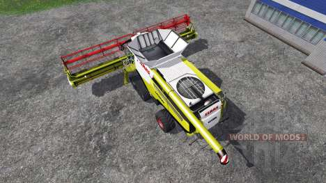 CLAAS Lexion 760TT [washable] для Farming Simulator 2015