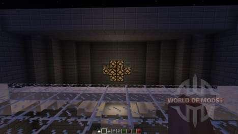 Creative Server Spawn для Minecraft