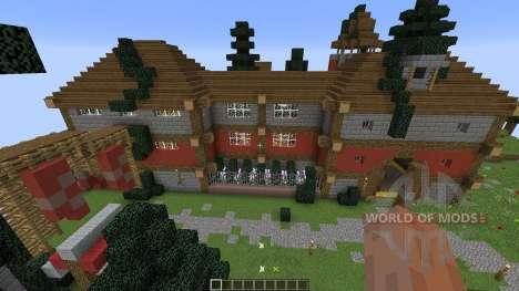 Futuristic Medieval Minecraft Survival Games для Minecraft