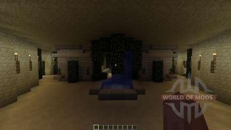 The Wayne Manor для Minecraft
