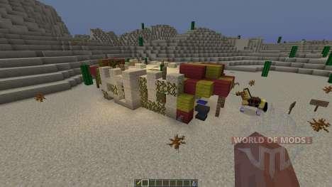 Nomads House для Minecraft