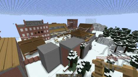 Coldcroth The Province of Bone and Scale для Minecraft