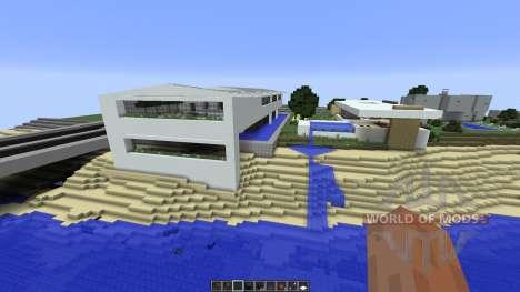Eli Minimalist house для Minecraft