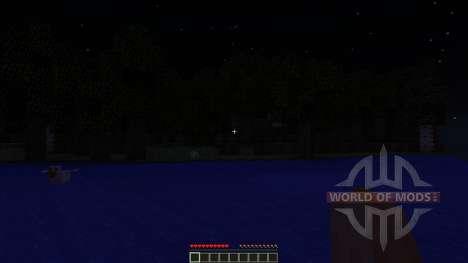 Asquria для Minecraft