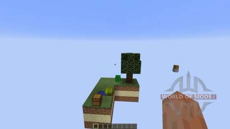 Skyblock by swipeshot для Minecraft