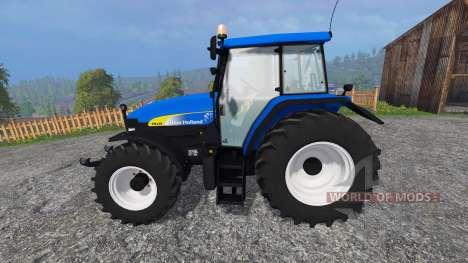 New Holland TM 175 для Farming Simulator 2015