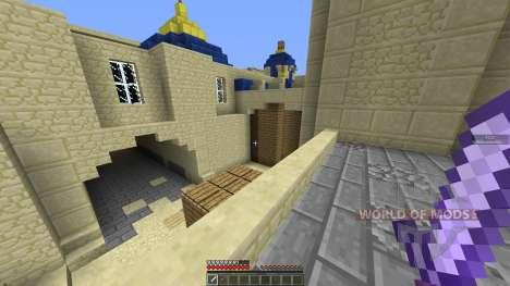 MineWars Minecraft PVP mini-game для Minecraft