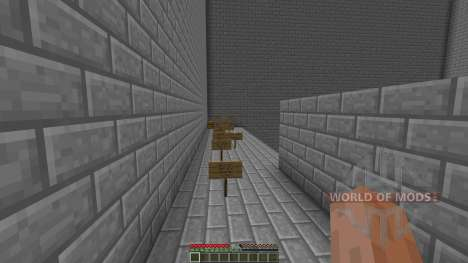 Herobrine VS Notch V1.0 для Minecraft