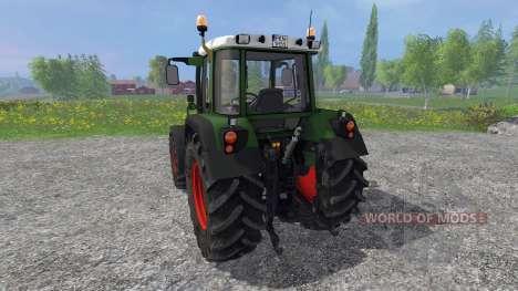 Fendt 312 Vario TMS v1.1 для Farming Simulator 2015