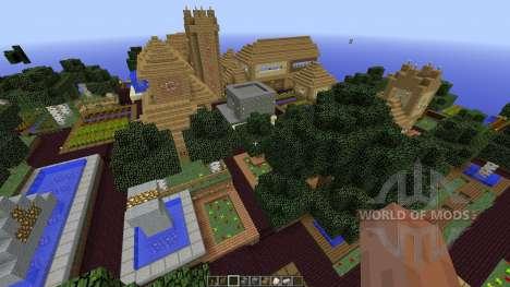 Draya Village для Minecraft