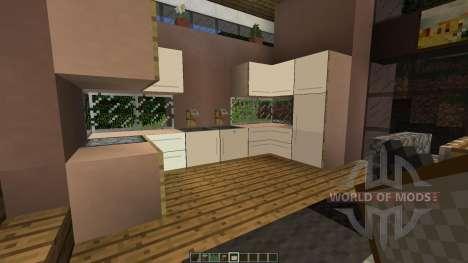 Modern Kitchen для Minecraft
