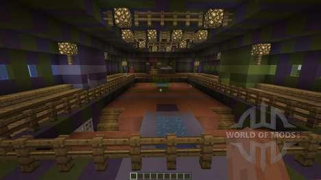 Pigball для Minecraft