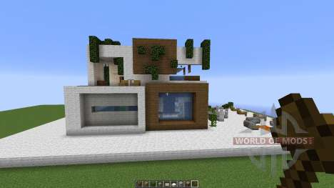 MODERN HOUSE SD 2 для Minecraft