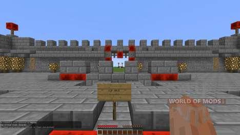 Dwa Zamki Two Castles для Minecraft