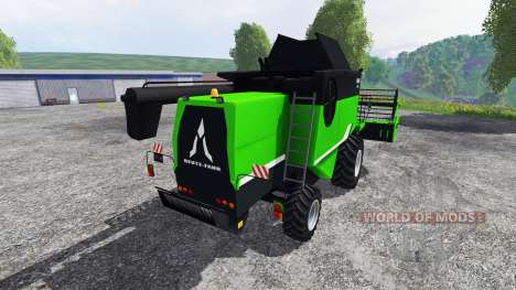 Deutz-Fahr 6095 HTS для Farming Simulator 2015
