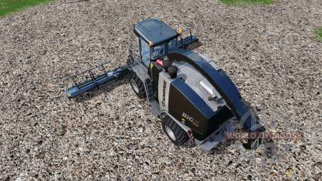 Krone Big X 1100 [black edition] для Farming Simulator 2015