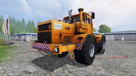 К-700А Кировец v1.1 для Farming Simulator 2015