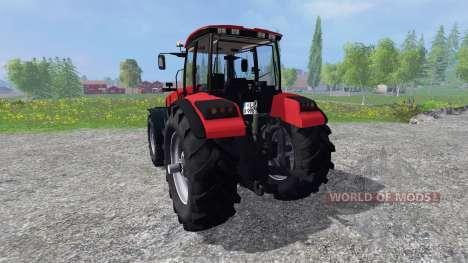 Беларус-3522 v1.2 для Farming Simulator 2015