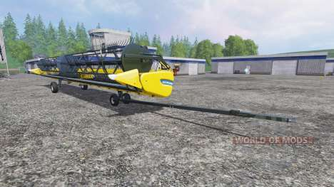 New Holland Super Flex Draper 45 для Farming Simulator 2015