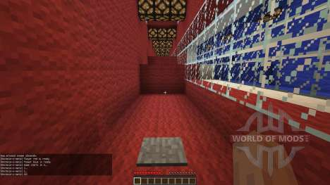 Obstacle course для Minecraft