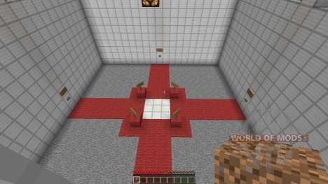 Parkour Factory 2 The Return для Minecraft