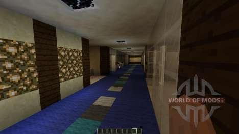 Independence Superyacht для Minecraft