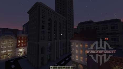 City of Inchmuir для Minecraft