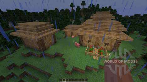 Small Humble Village для Minecraft