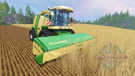 Krone Big X 1100 [100.000 capacity] для Farming Simulator 2015