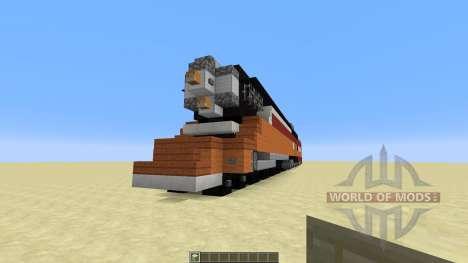 Southern Pacific для Minecraft