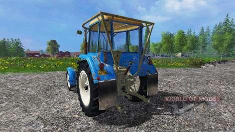 Zetor 4011 для Farming Simulator 2015