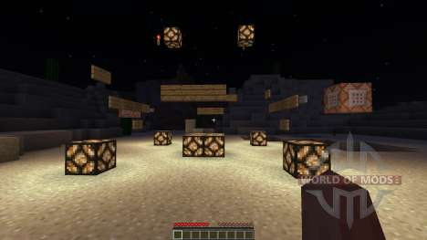 The Battle for Orwright Bunker для Minecraft