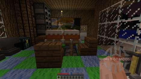 My cool world для Minecraft