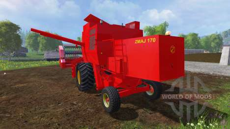 Zmaj 170 [beta] для Farming Simulator 2015