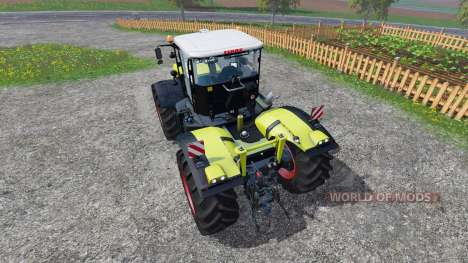 CLAAS Xerion 5000 для Farming Simulator 2015
